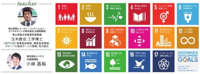 ソフィアコミュニケーションズがおすすめするセミナー「日本一わかりやすいSDGsの進め方」